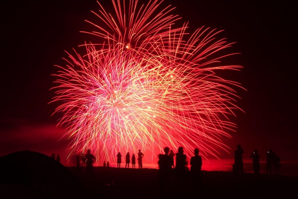 第18回浜まつり!海だ、花火だ、夏を踊ろう!!7/30土@大網白里市白里海岸