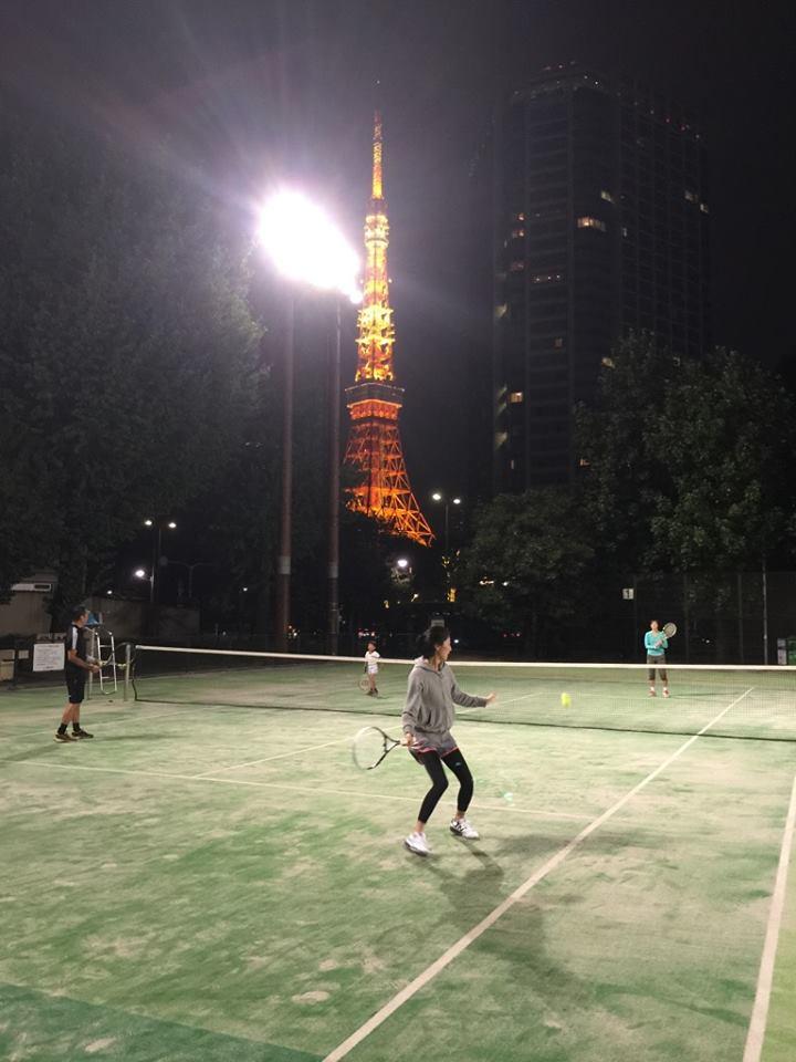 芝公園テニス