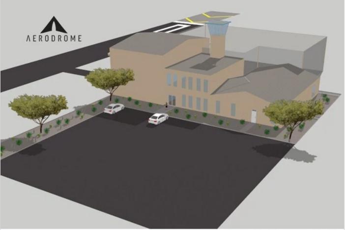 ネバタ州でドローン専用空港が開設予定、パイロットのトレーニングを視野に。